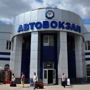 Автовокзалы Волгограда