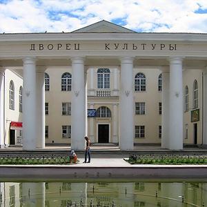 Дворцы и дома культуры Волгограда