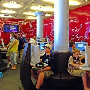 Интернет-кафе Волгограда