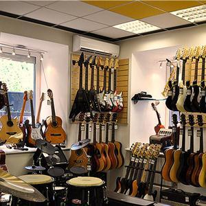 Музыкальные магазины Волгограда