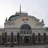 Железнодорожные вокзалы в Волгограде