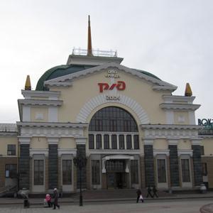 Железнодорожные вокзалы Волгограда