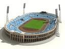 Спортивно-оздоровительный комплекс Арена - иконка «стадион» в Волгограде